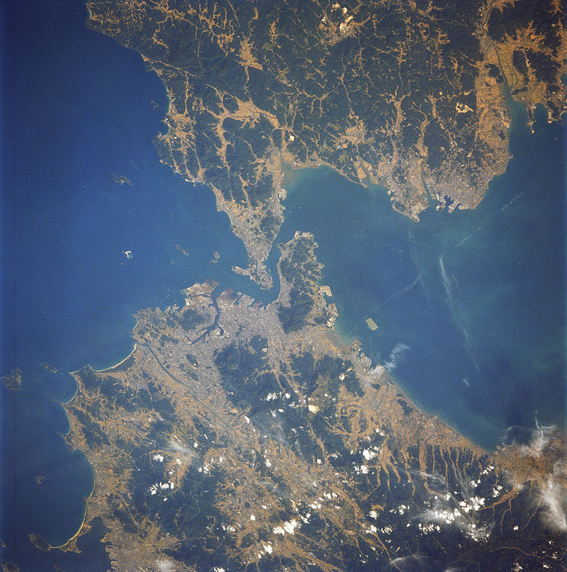 Kanmon_Straits_from_space_cropped_rotated_90_degrees_CCW.jpg