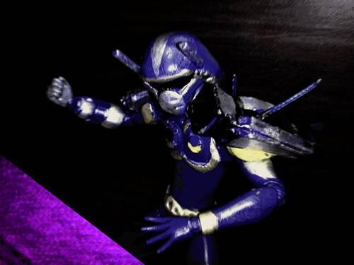 Violet-hero